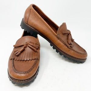 Cole Haan Leather Loafers | Size 7